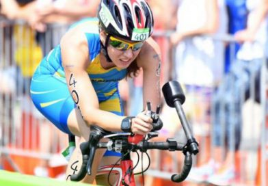 Аліса Колпакчи тріумфує на етапі Кубка світу з паратриатлону!