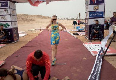 Маргариті Криловій забракло 7 секунд до медалі Кубка Африки