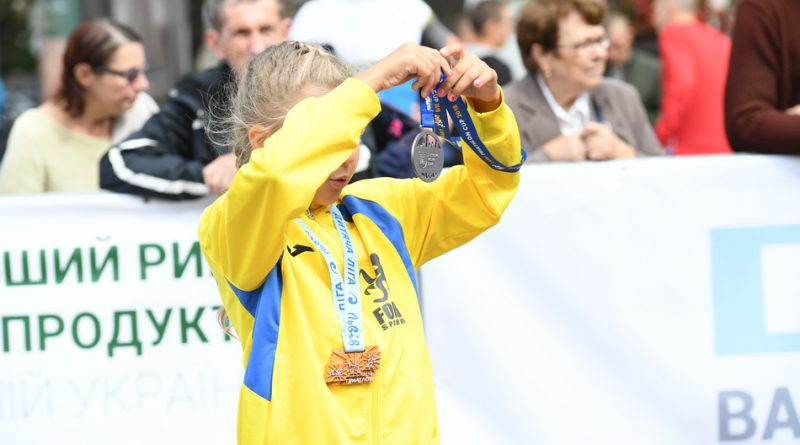 Поточний рейтинг Дитячої триатлонної Ліги