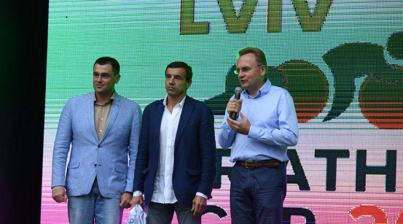 Перевірка боєм: змаганнями у Львові стартує сезон великого триатлону!