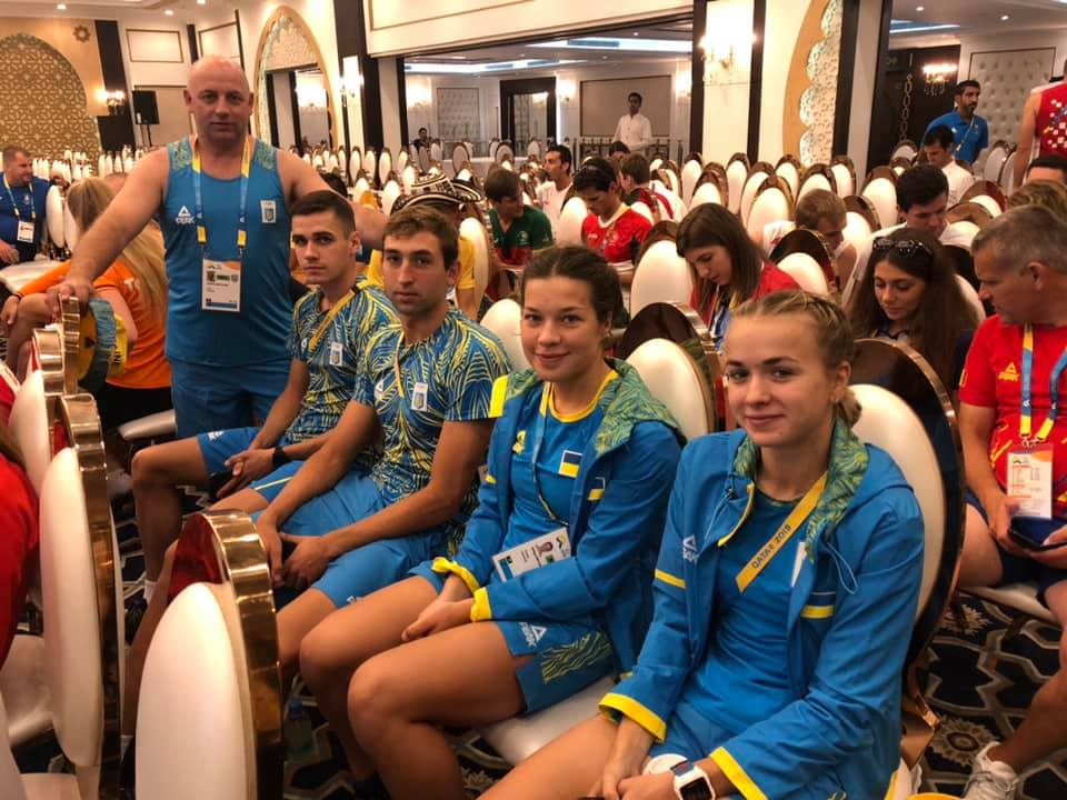 The composition of the National Team of Ukraine for 2021