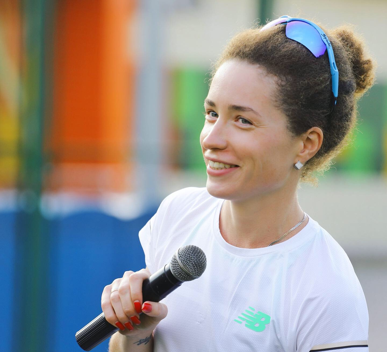 "Anna Abdulova: ""Triathletes should work on creating their media image"""