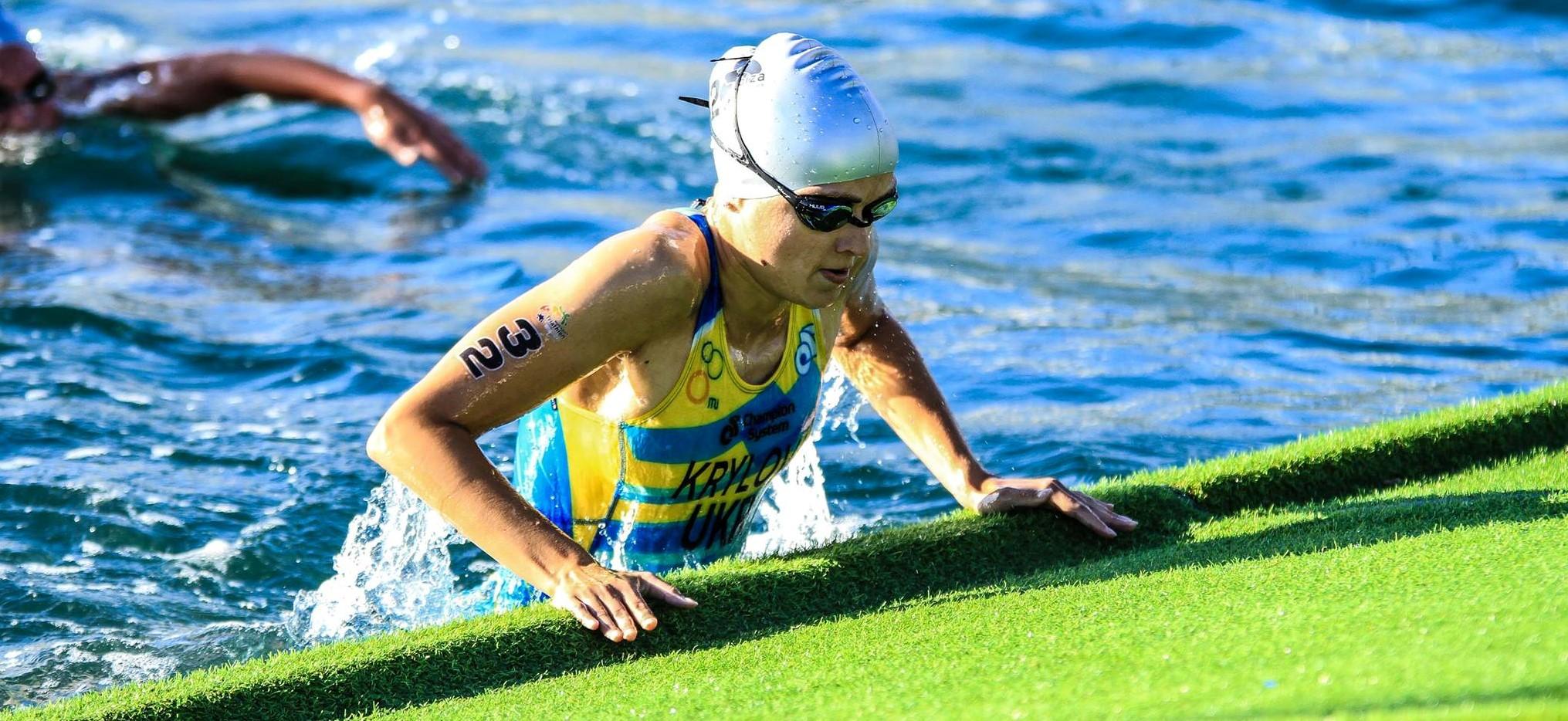 Маргарита Крилова перемогла на чемпіонаті Вірменії з плавання!