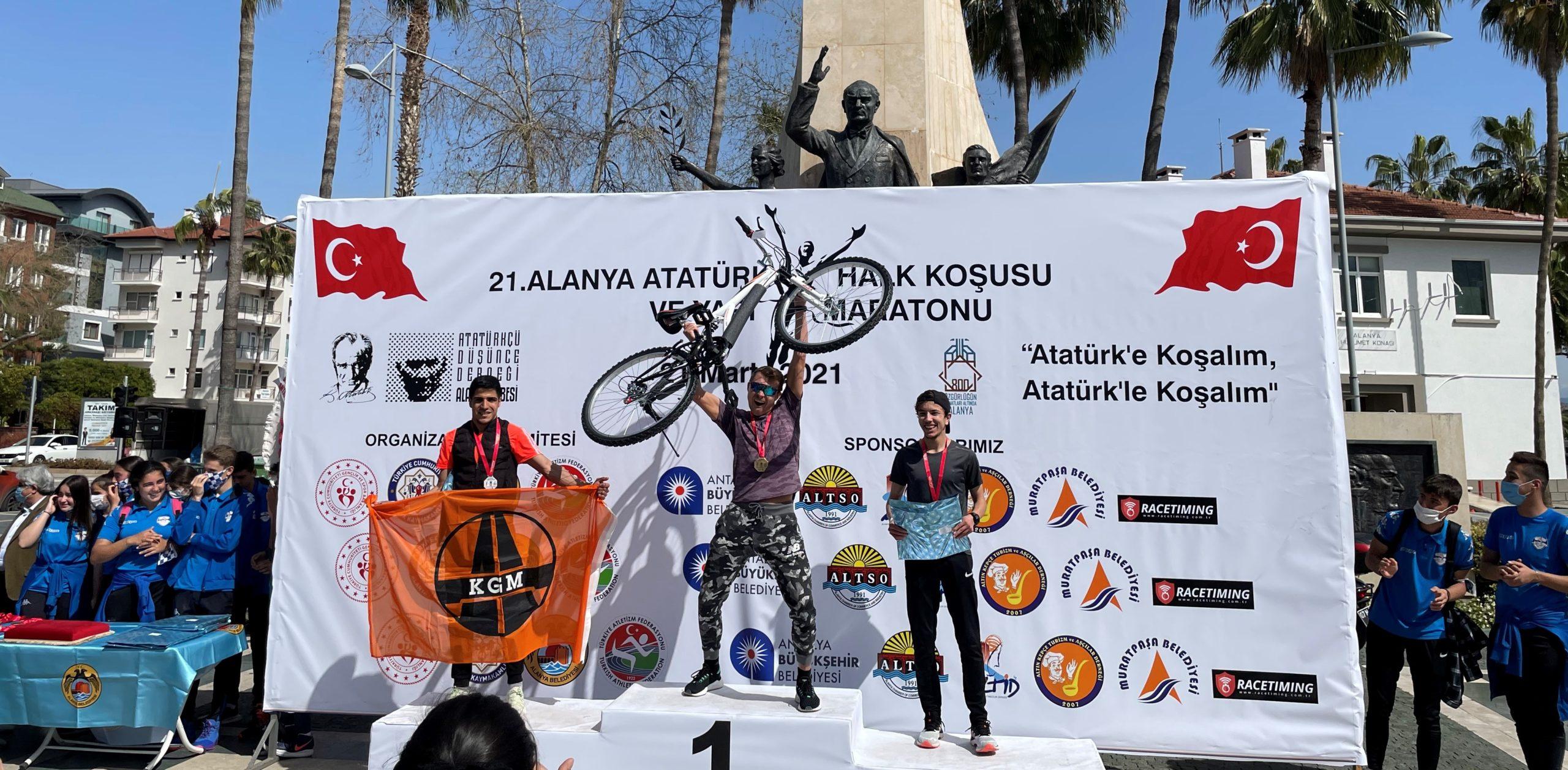 Єгор Мартиненко: «Розцінював турнір в Аланії як рядове тренування, тож був приємно здивований результатом»