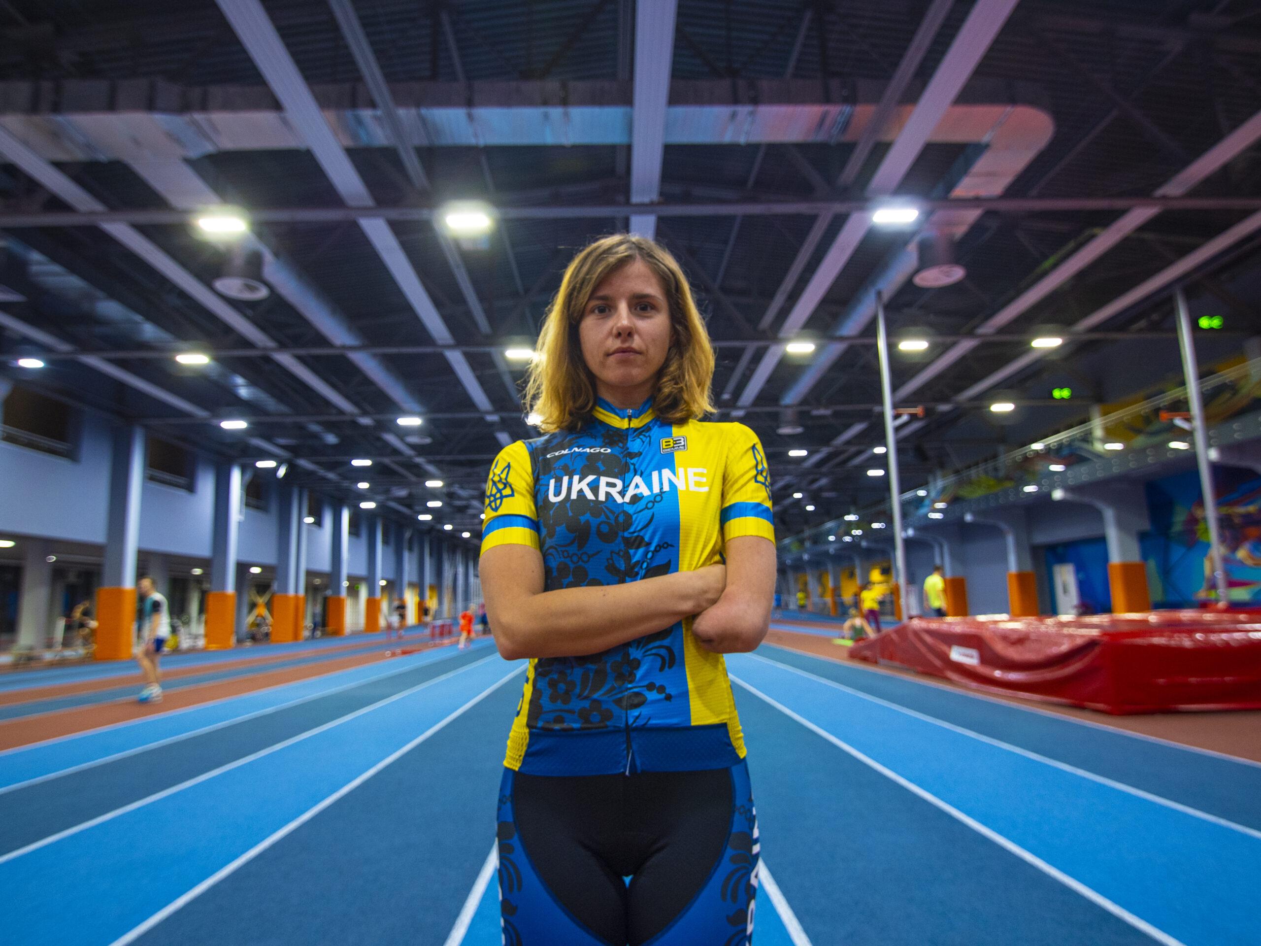 Аліса Колпакчи – в ТОП-5 на Паралімпійськх Іграх 2020!