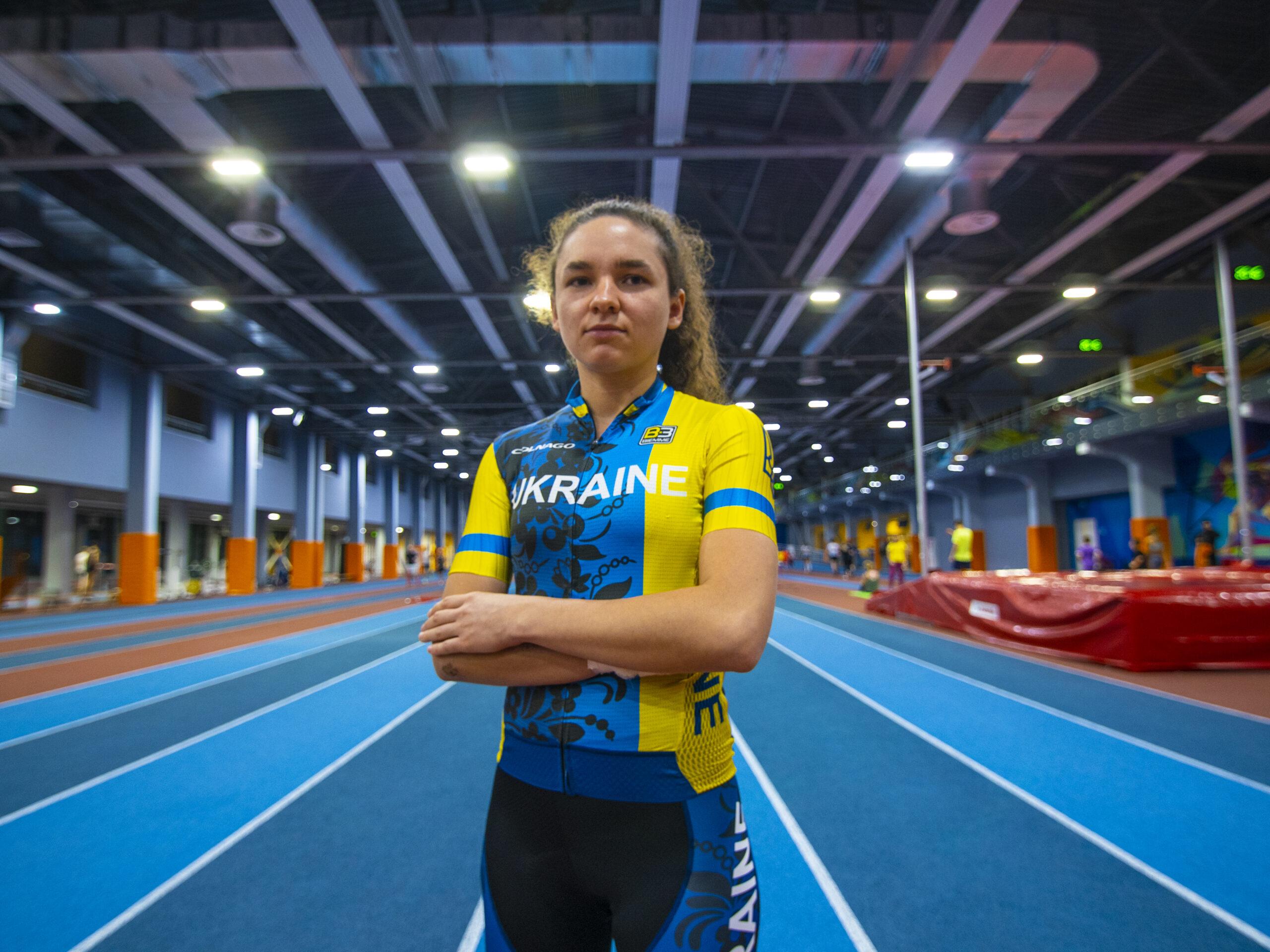 Віта Олексюк пройшла перекласифікацію перед Паралімпійськими Іграми