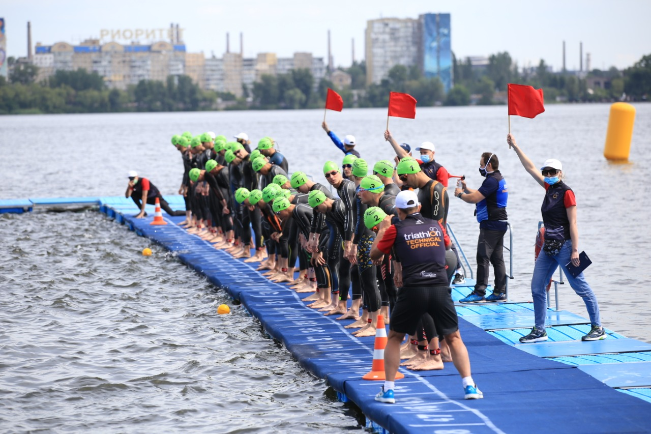 2021 Dnipro Triathlon Fest (аматори). ВІДЕО