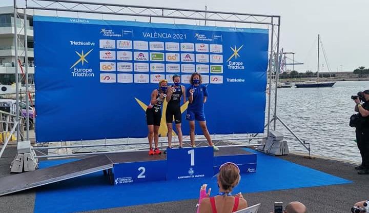 Аліса Колпакчи – бронзова призерка чемпіонату Європи!